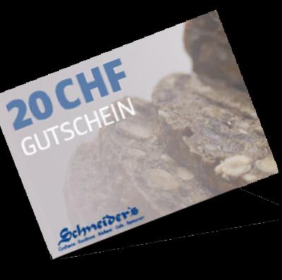 Gutschein Schneiders