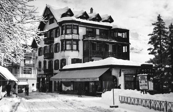 Schneider's im Jahr 1945