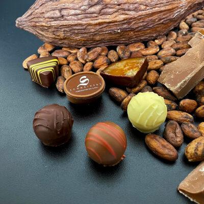 Schokoladen Spezialitäten